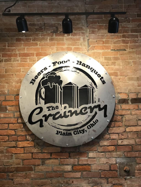 The Grainery   restaurant   138 W Main St, Plain City, OH 43064, USA
