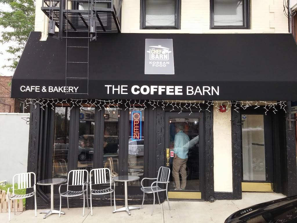 The Coffee Barn The chef barn | cafe | 10 Dempsey Ave, Edgewater, NJ 07020, USA | 2012242656 OR +1 201-224-2656