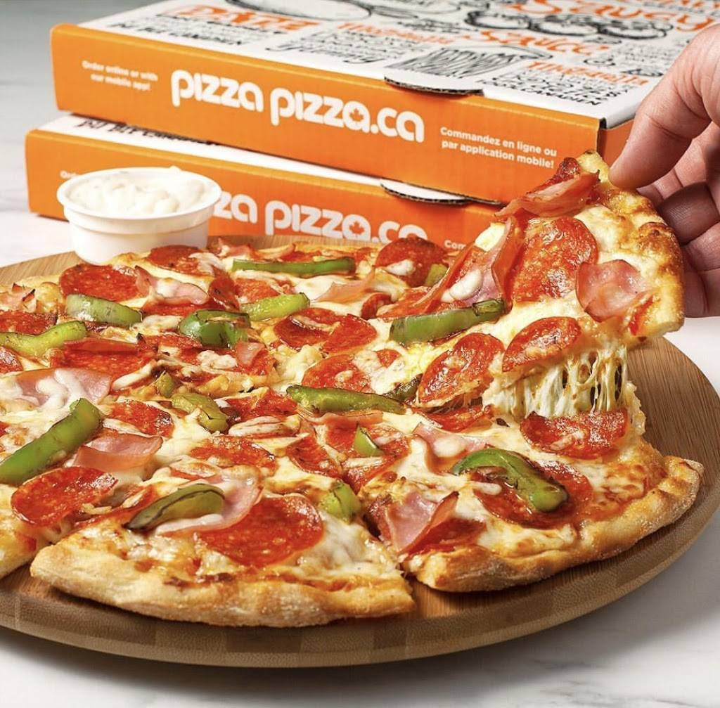 Pizza Pizza | meal delivery | 195 Mill St, Angus, ON L0M 1B0, Canada | 7054241111 OR +1 705-424-1111