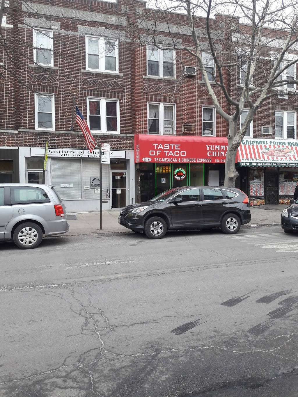 Taste of Taco   restaurant   6841 Myrtle Ave, Glendale, NY 11385, USA   7184564061 OR +1 718-456-4061