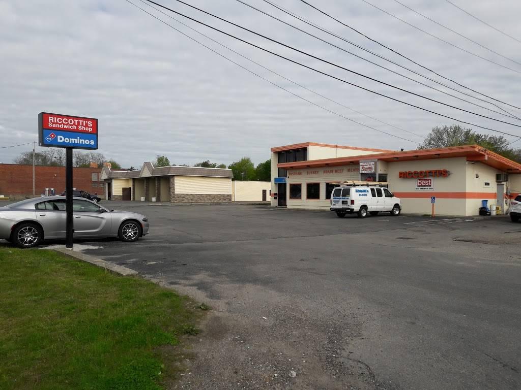 Riccottis Sandwich Shops | restaurant | 11 Gooding Ave, Bristol, RI 02809, USA | 4012531614 OR +1 401-253-1614