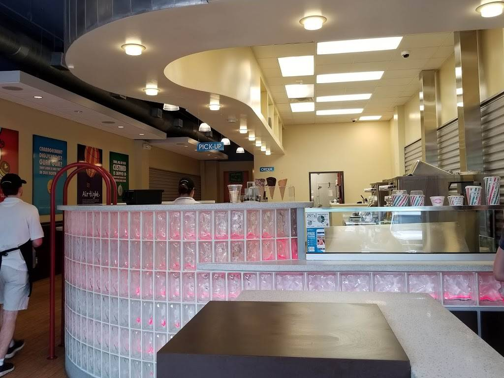 Goodberrys Frozen Custard | restaurant | 2042 Clark Ave, Raleigh, NC 27605, USA | 9198339998 OR +1 919-833-9998