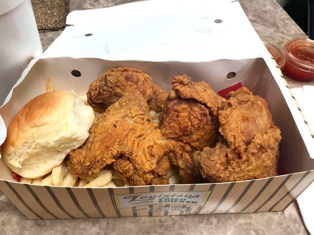 Louisiana Fried Chicken   meal takeaway   549 West Side Ave, Jersey City, NJ 07304, USA   2013331600 OR +1 201-333-1600
