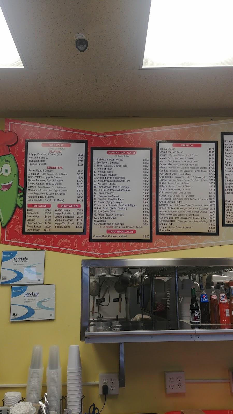 Gilibertos No. 2 | restaurant | 3603 E 10th St, Sioux Falls, SD 57103, USA | 6052742282 OR +1 605-274-2282
