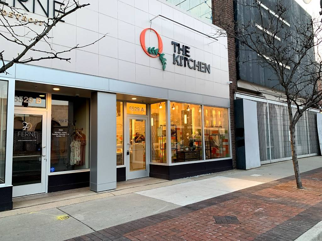 The Kitchen By Cooking With Que Restaurant 6529 Woodward Ave Suite A Detroit Mi 48202 Usa