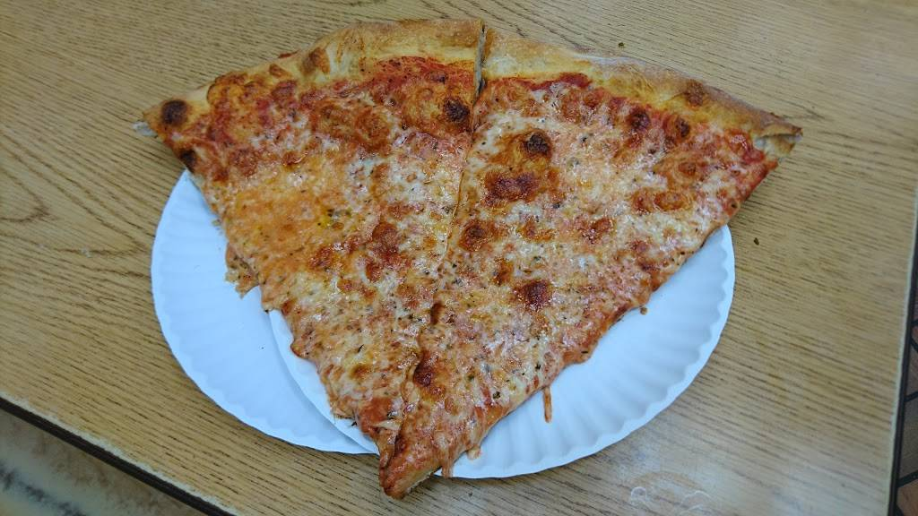 Kingston Pizza   meal delivery   395 Kingston Ave, Brooklyn, NY 11225, USA   7187737154 OR +1 718-773-7154