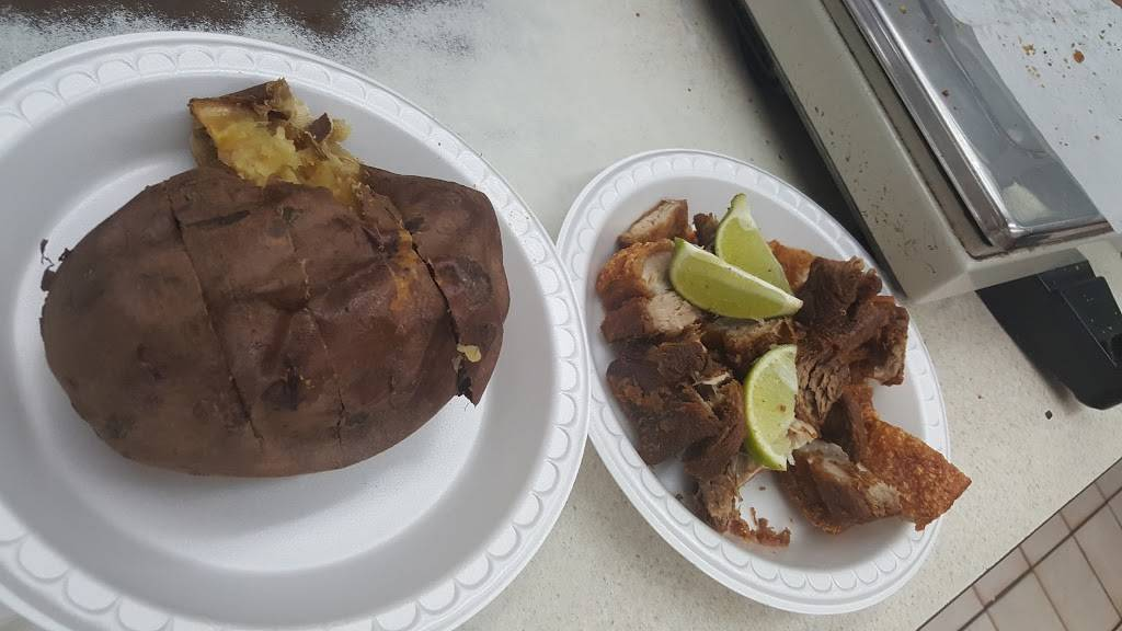 Elsa La Reina Del Chicharron   restaurant   1249 St Nicholas Ave, New York, NY 10032, USA   2127953667 OR +1 212-795-3667