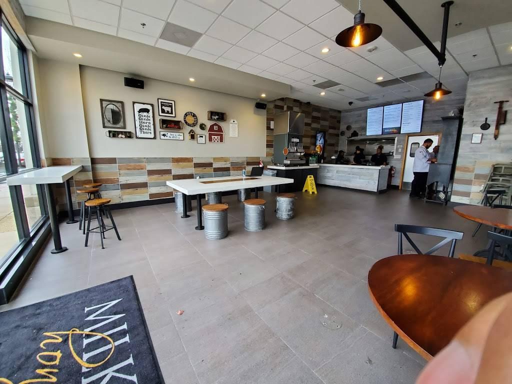 Milk & Honey Express   Restaurant   20 Woodmore Center Dr Suite ...