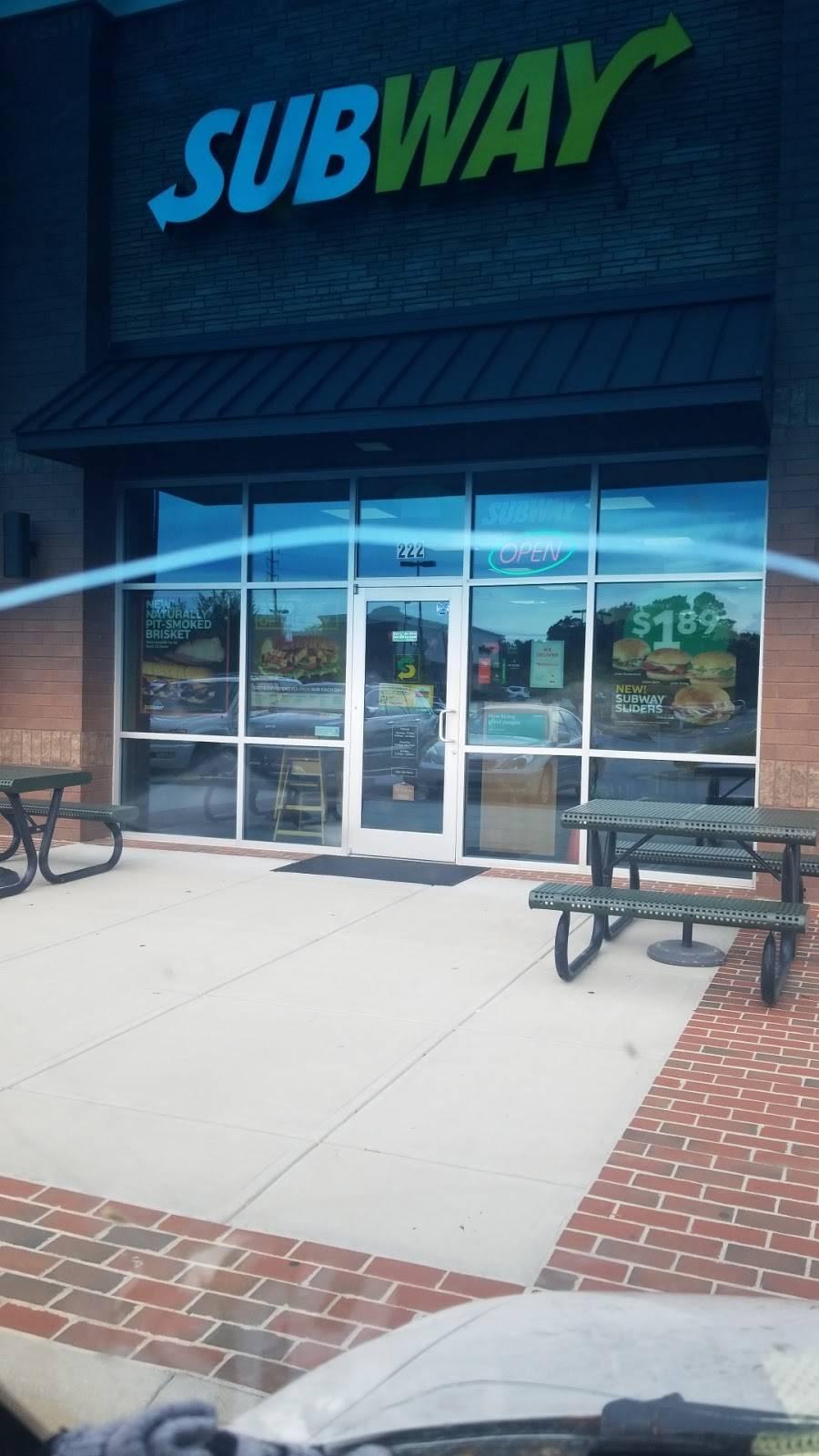 Subway   restaurant   222 Harvey St, Winston-Salem, NC 27103, USA   3363069613 OR +1 336-306-9613