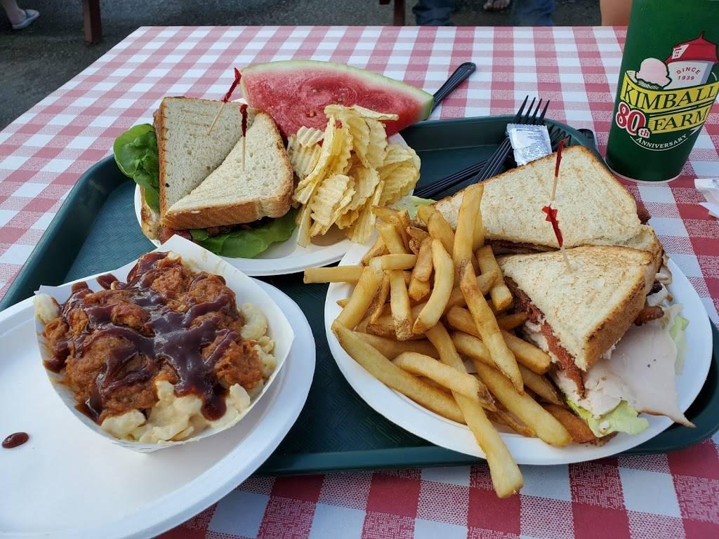 Kimball Farm Lancaster | restaurant | 1543 Lunenburg Rd, Lancaster, MA 01523, USA | 9785349800 OR +1 978-534-9800