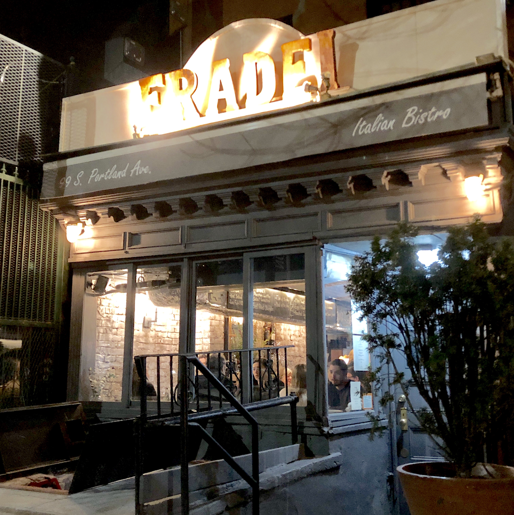 Fradei Italian Bistro | restaurant | 99 S Portland Ave, Brooklyn, NY 11217, USA