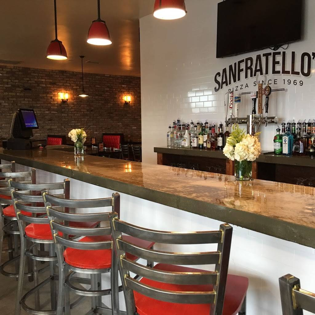 Sanfratellos Pizza | restaurant | 1050 Joliet St, Dyer, IN 46311, USA | 2193220095 OR +1 219-322-0095