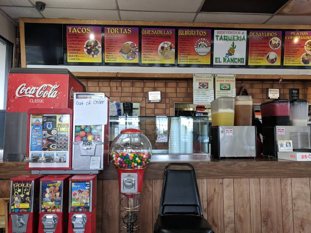 Taqueria El Rancho | restaurant | 1330 S Brookhurst Rd, Fullerton, CA 92833, USA | 7148701812 OR +1 714-870-1812