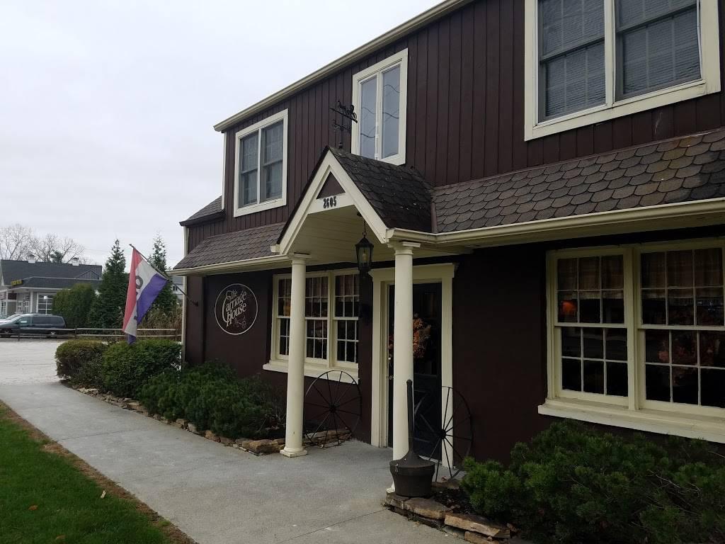 Carriage House Restaurant & Tavern | restaurant | 2605 NY-22, Patterson, NY 12563, USA | 8453196057 OR +1 845-319-6057