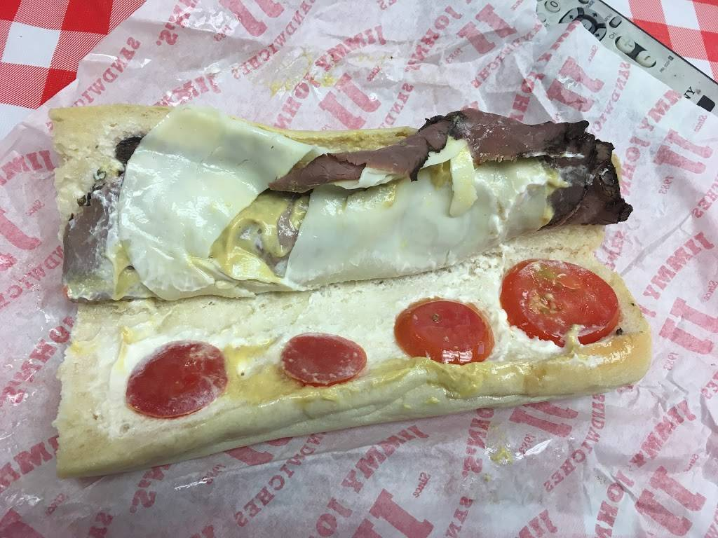 Jimmy Johns | meal delivery | 696 W North Ave, Elmhurst, IL 60126, USA | 6308330000 OR +1 630-833-0000