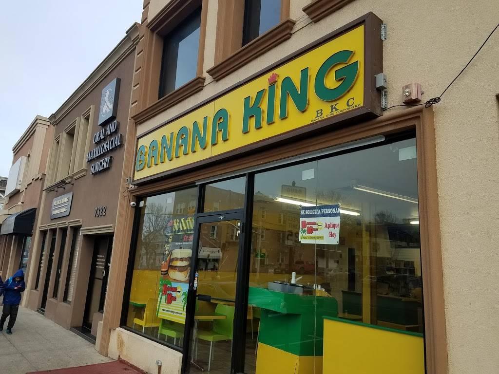 Banana King   restaurant   7316 Bergenline Ave, North Bergen, NJ 07047, USA   2018684500 OR +1 201-868-4500