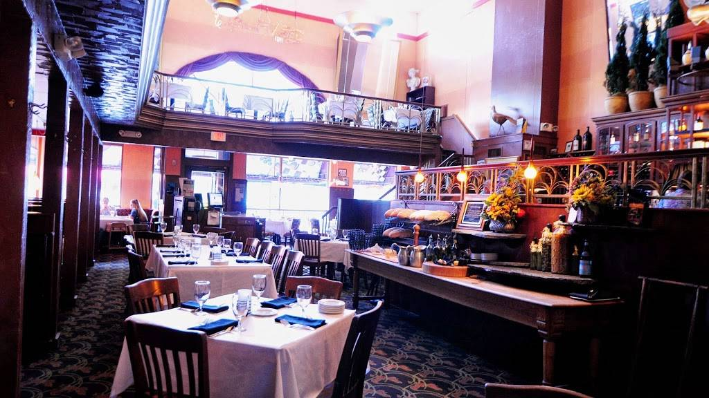 Gratzi Ann Arbor   restaurant   326 S Main St, Ann Arbor, MI 48104, USA   7346635555 OR +1 734-663-5555