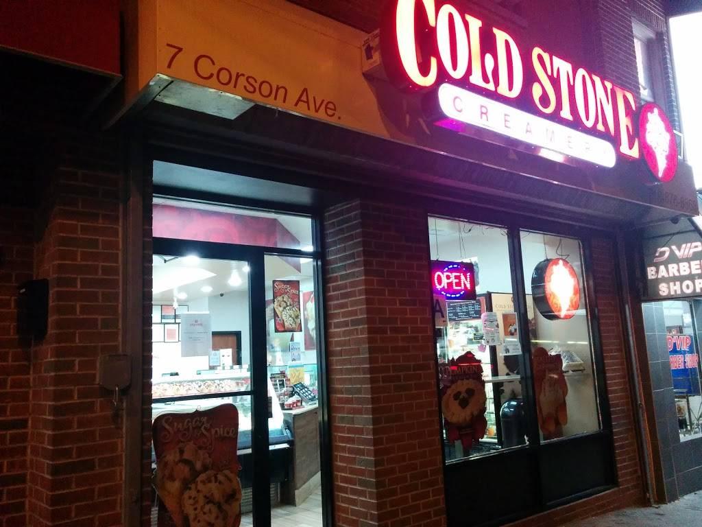 Cold Stone Creamery   bakery   7 Corson Ave, Staten Island, NY 10301, USA   7188768868 OR +1 718-876-8868