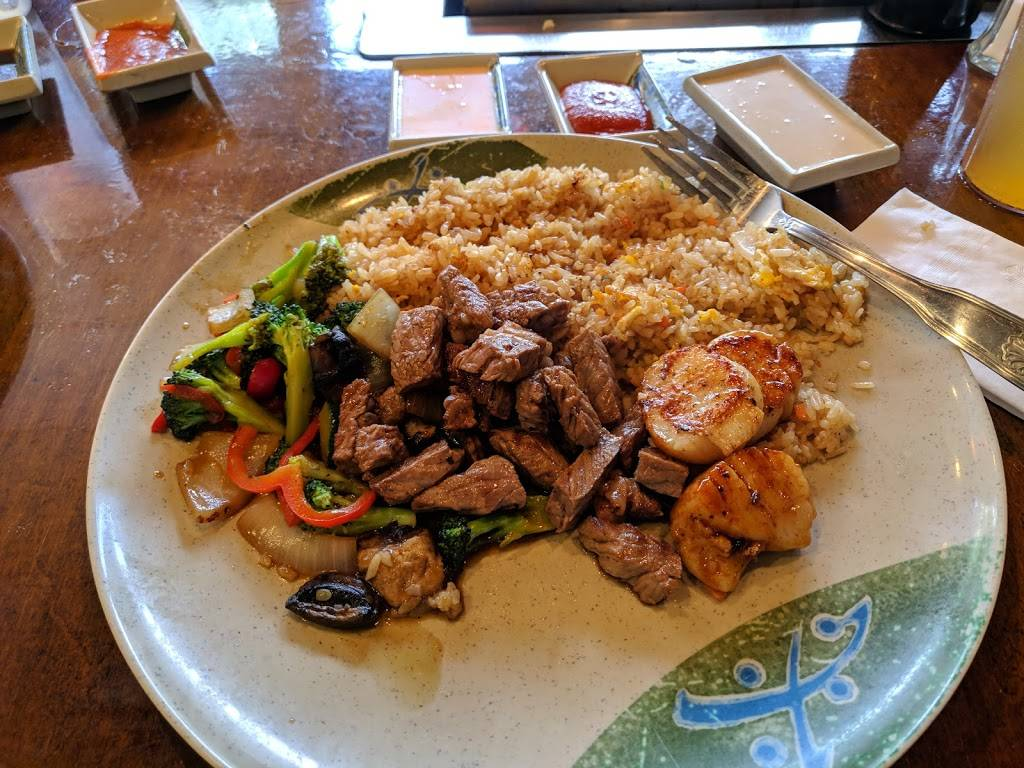 Kampai Sushi & Hibachi | restaurant | 9700 Medlock Bridge Rd #194, Duluth, GA 30097, USA | 6784170086 OR +1 678-417-0086