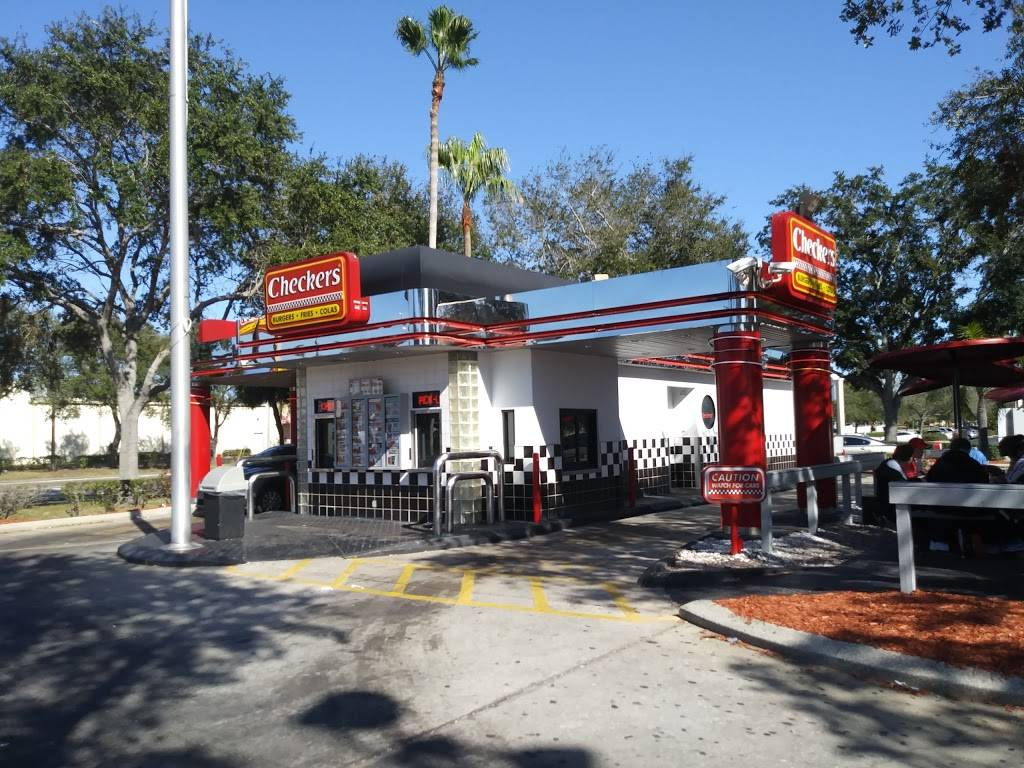 Checkers | restaurant | 100 34th St S, St. Petersburg, FL 33711, USA | 7273272196 OR +1 727-327-2196