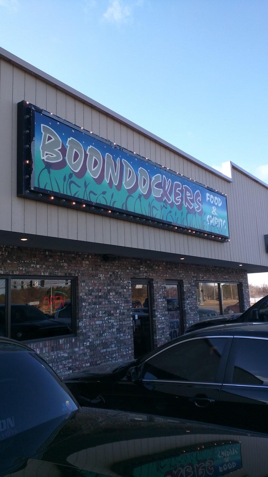 Boondockers | night club | 5222 N 120th St, Omaha, NE 68164, USA | 4024928000 OR +1 402-492-8000