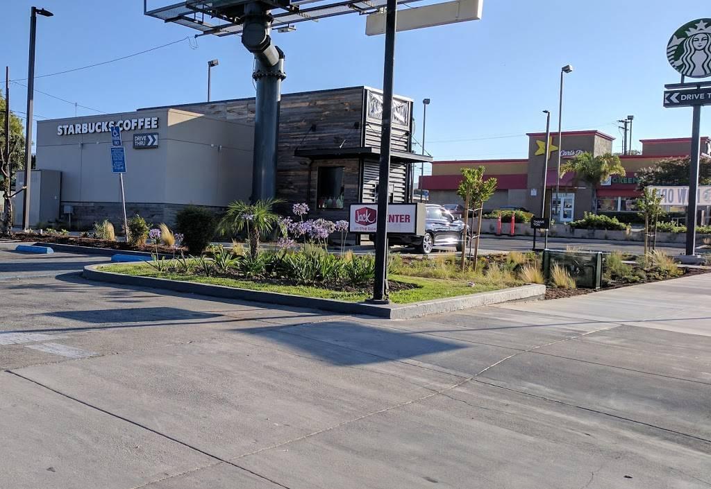 Starbucks | cafe | 1730 Pacific Coast Hwy, Lomita, CA 90717, USA | 4243050892 OR +1 424-305-0892