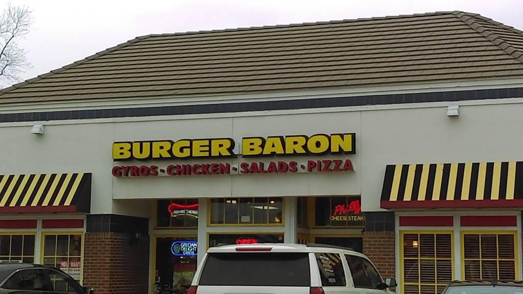 Burger Baron II   meal takeaway   132 E Golf Rd, Arlington Heights, IL 60005, USA   8472583736 OR +1 847-258-3736