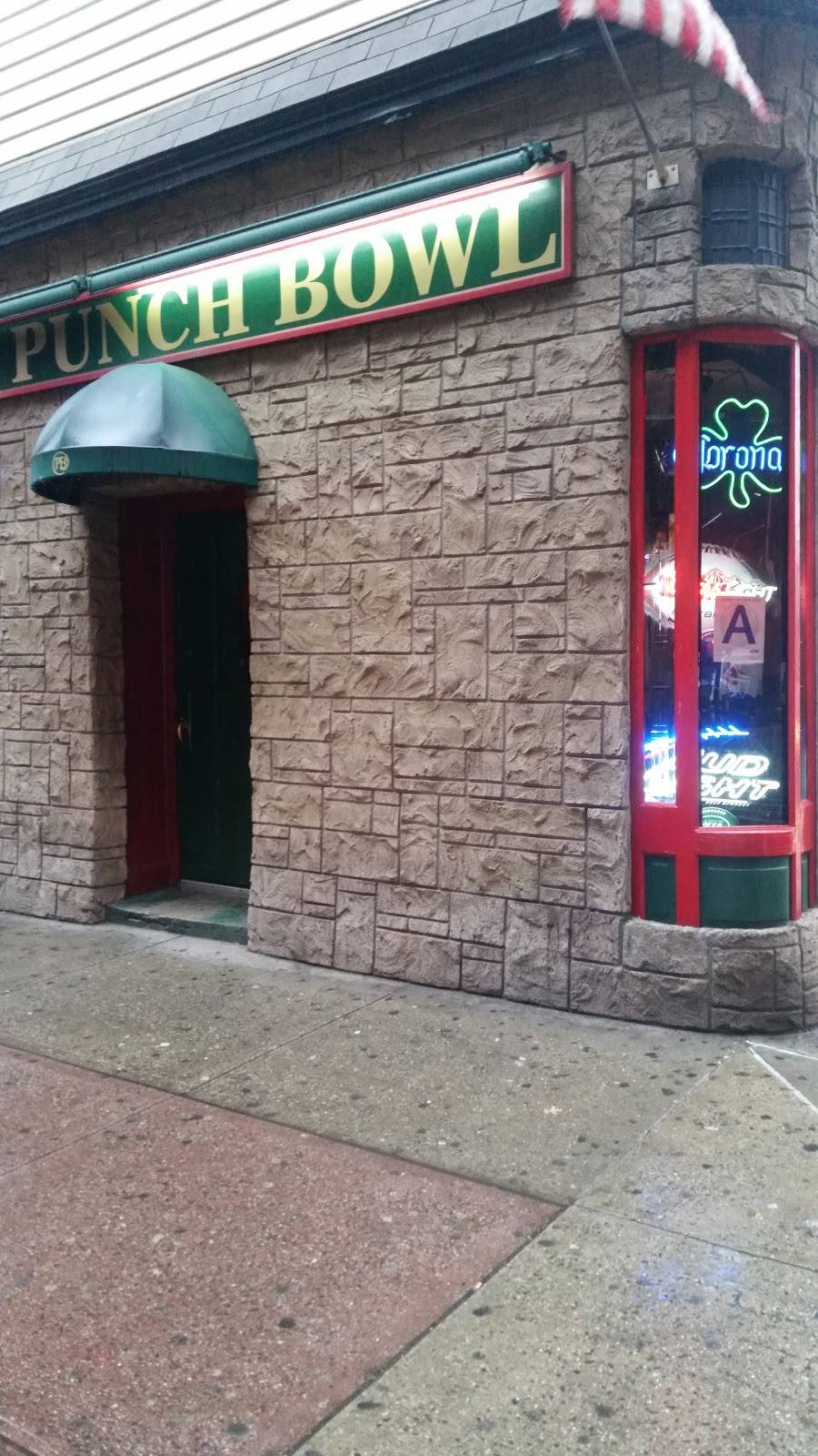 The Punch Bowl | restaurant | 5820 Broadway, Bronx, NY 10463, USA | 7188847322 OR +1 718-884-7322