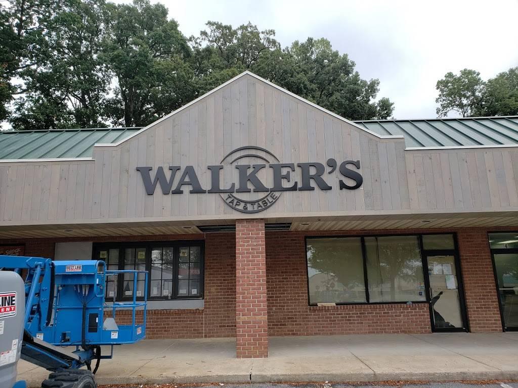 Walker's Tap & Table | restaurant | 2465 MD-97 Suite 1, Glenwood, MD 21738, USA | 4108019400 OR +1 410-801-9400