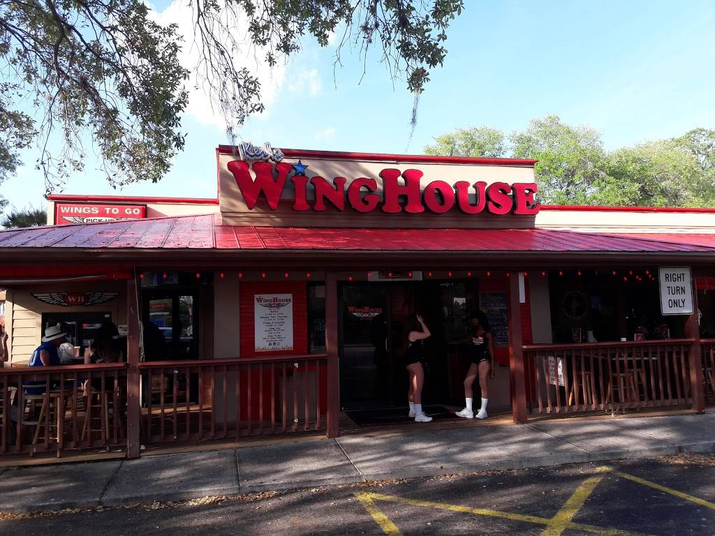The WingHouse of Brandon | restaurant | 5003 US-301, Tampa, FL 33610, USA | 8134909464 OR +1 813-490-9464