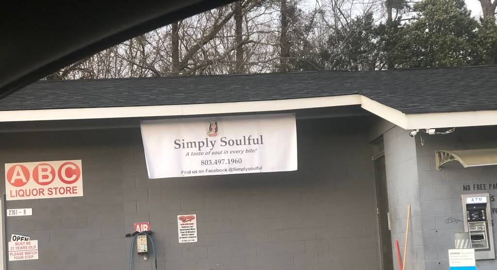 Simply Soulful | restaurant | 2761 McCords Ferry Rd, Eastover, SC 29044, USA | 8034971960 OR +1 803-497-1960