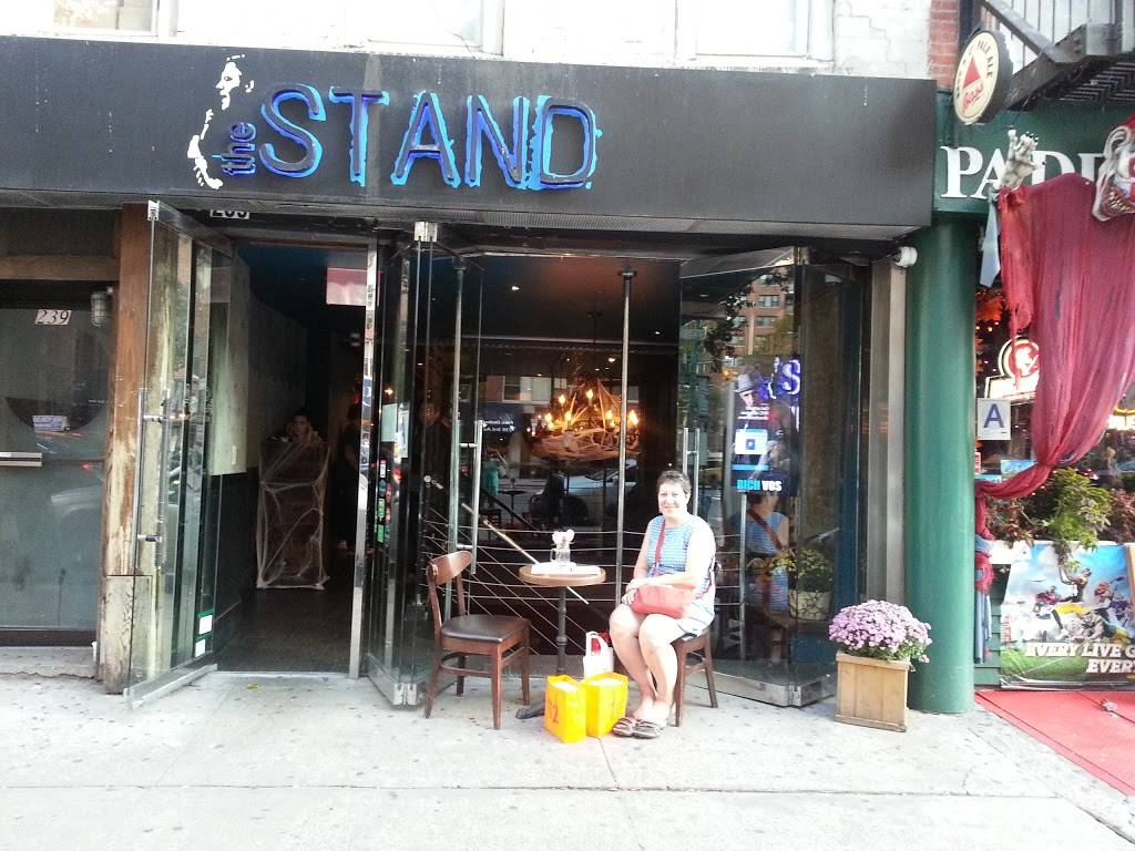 The Stand Restaurant and Comedy Club | restaurant | 116 E 16th St, New York, NY 10003, USA | 2126772600 OR +1 212-677-2600
