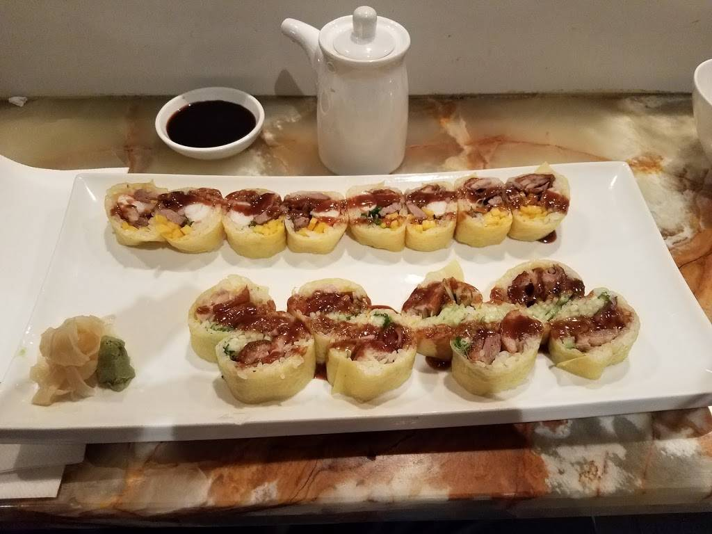 Ruby Sushi   restaurant   397 S Oyster Bay Rd, Plainview, NY 11803, USA   5169327874 OR +1 516-932-7874