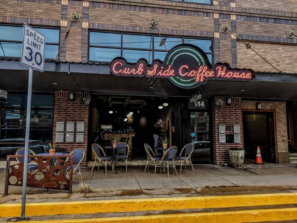 Curb Side Coffee House (Now Good Strangers) | cafe | 114 W 2nd St, Taylor, TX 76574, USA | 5125955656 OR +1 512-595-5656