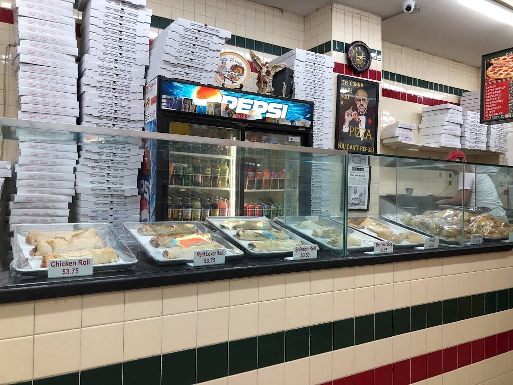 Caterinas Pizzeria   meal delivery   907 Livonia Ave, Brooklyn, NY 11207, USA   7183855305 OR +1 718-385-5305