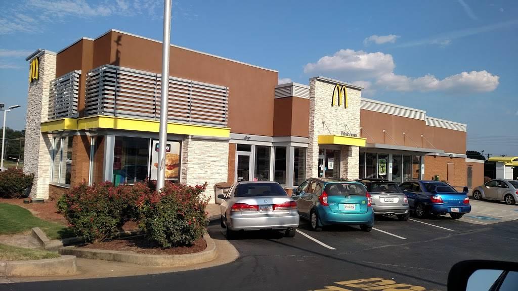 McDonalds | cafe | 1917 Boiling Springs Rd, Spartanburg, SC 29303, USA | 8645787070 OR +1 864-578-7070