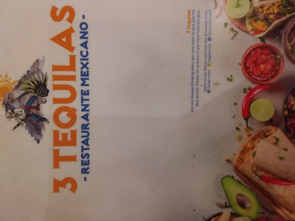 3 Tequilas Mexican Restaurant | restaurant | 804 S Croatan Hwy, Kill Devil Hills, NC 27948, USA | 2527153604 OR +1 252-715-3604