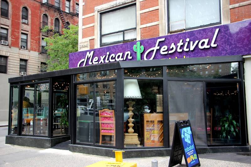 Mexican Festival | restaurant | 2672 Broadway, New York, NY 10025, USA | 6469129334 OR +1 646-912-9334