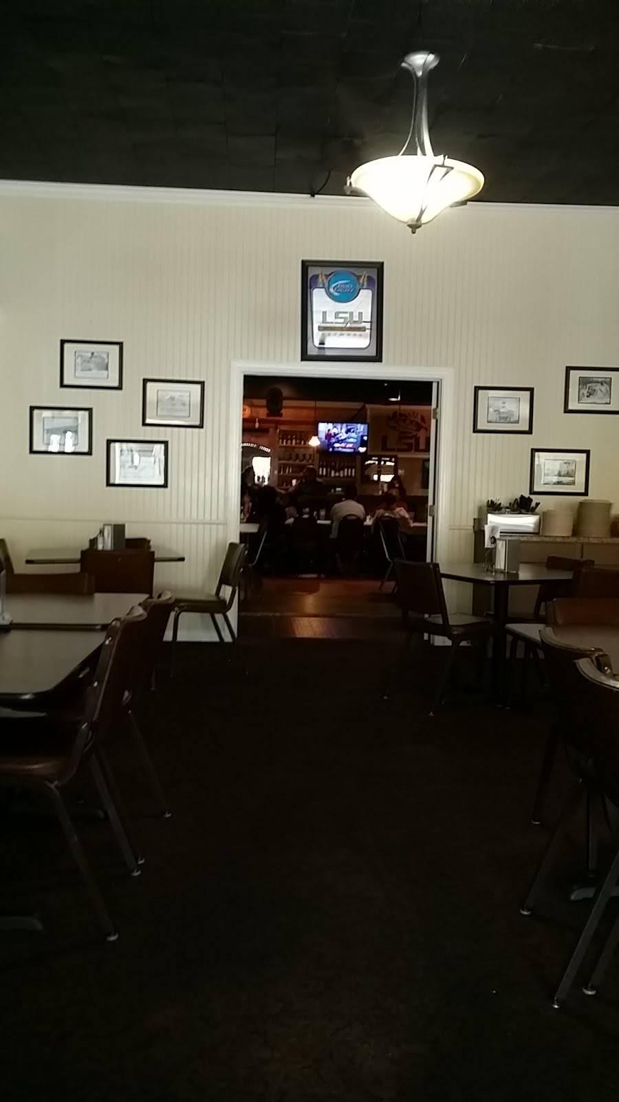 Main Street pub&grill | restaurant | 205 W Main St, Ville Platte, LA 70586, USA | 3373631001 OR +1 337-363-1001