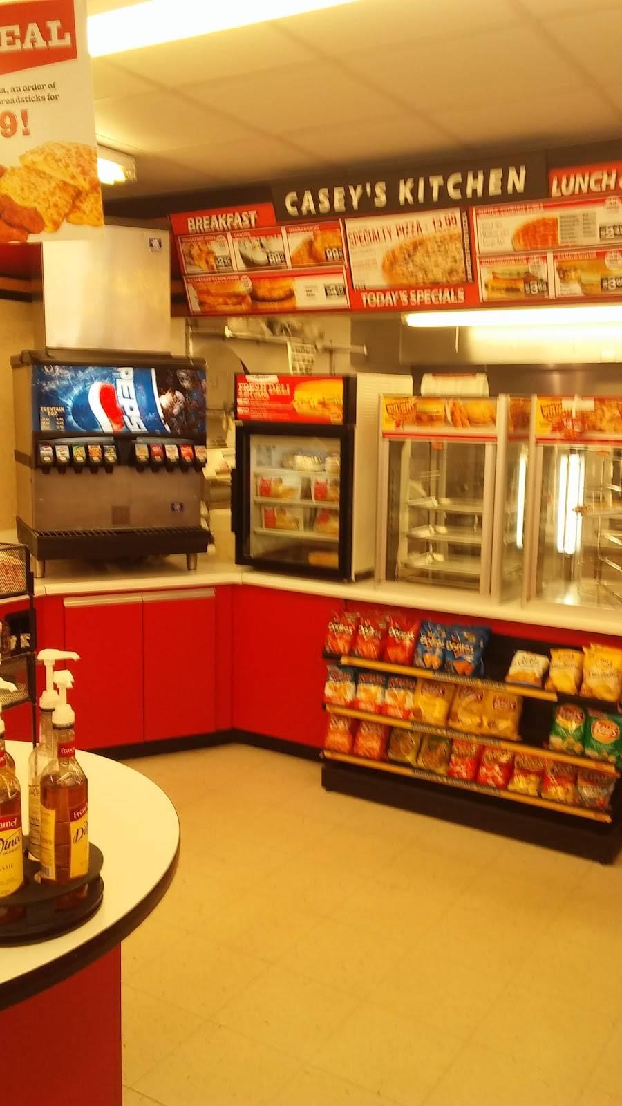 Caseys | meal takeaway | 801 County Rd W #54, Camdenton, MO 65020, USA | 5733463144 OR +1 573-346-3144