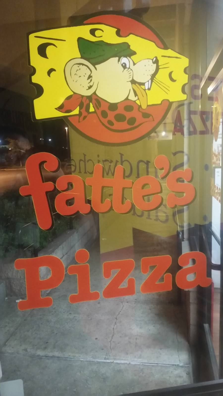 Fattes Pizza | meal delivery | 155 Niblick Rd, Paso Robles, CA 93446, USA | 8052377779 OR +1 805-237-7779