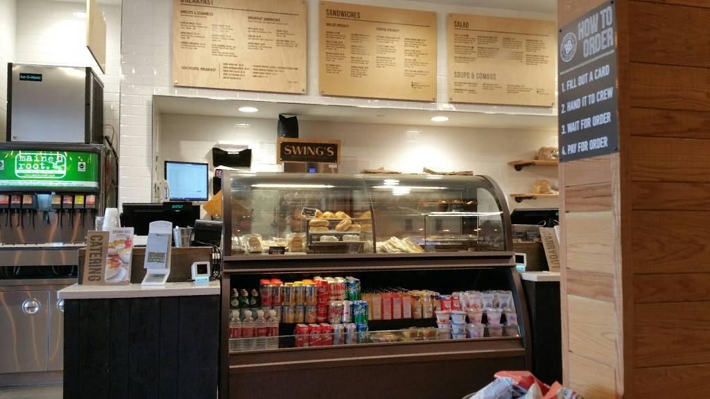 Brown Bag   restaurant   11692 Plaza America Dr, Reston, VA 20190, USA   5716655455 OR +1 571-665-5455