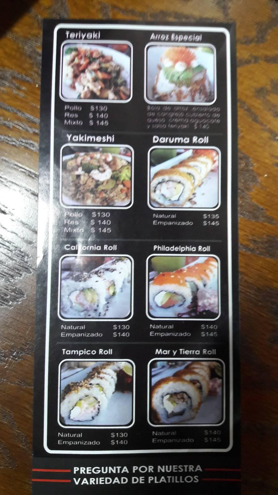 La Postal Teriyaki & Sushi Santa Fe | restaurant | Santa Fe II, Portico de San Antonio, B.C., Mexico | 016642107091 OR +52 664 210 7091