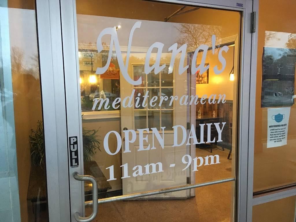 Nanas Mediterranean   restaurant   12775 Broadway, Alden, NY 14004, USA   7169025029 OR +1 716-902-5029