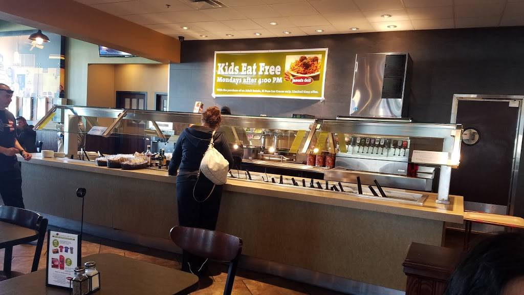 Jasons Deli | restaurant | 8889 Gateway Blvd W Ste 1000, El Paso, TX 79925, USA | 9155326200 OR +1 915-532-6200