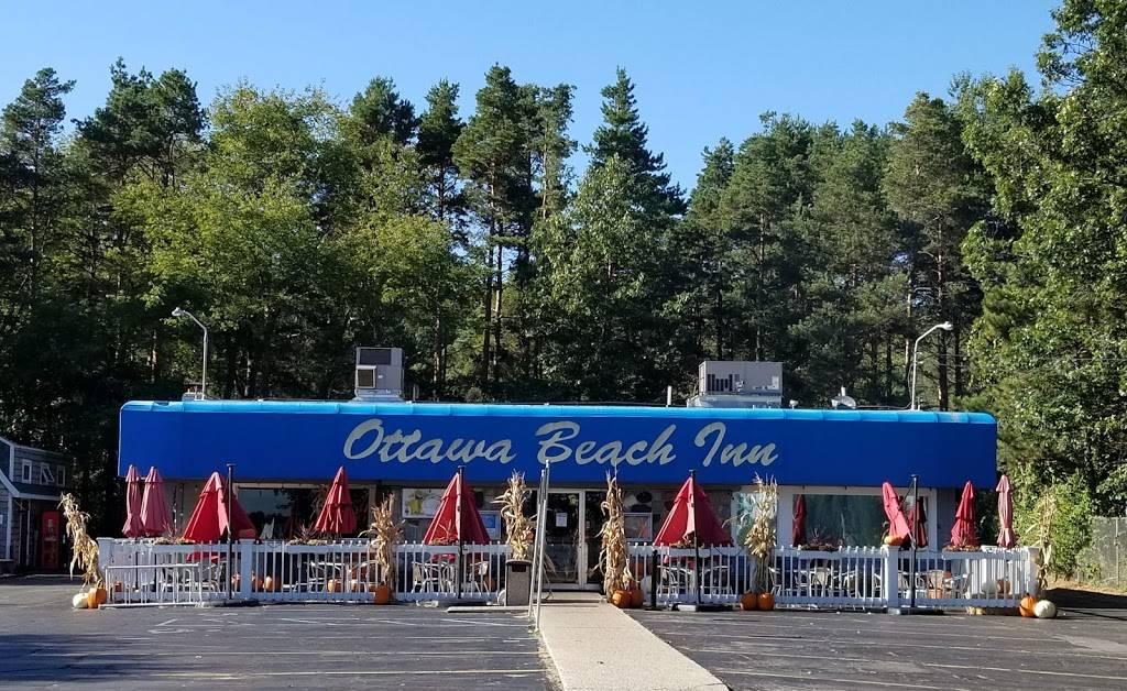 Ottawa Beach Inn - Restaurant   2155 Ottawa Beach Rd, Holland, MI 49424, USA