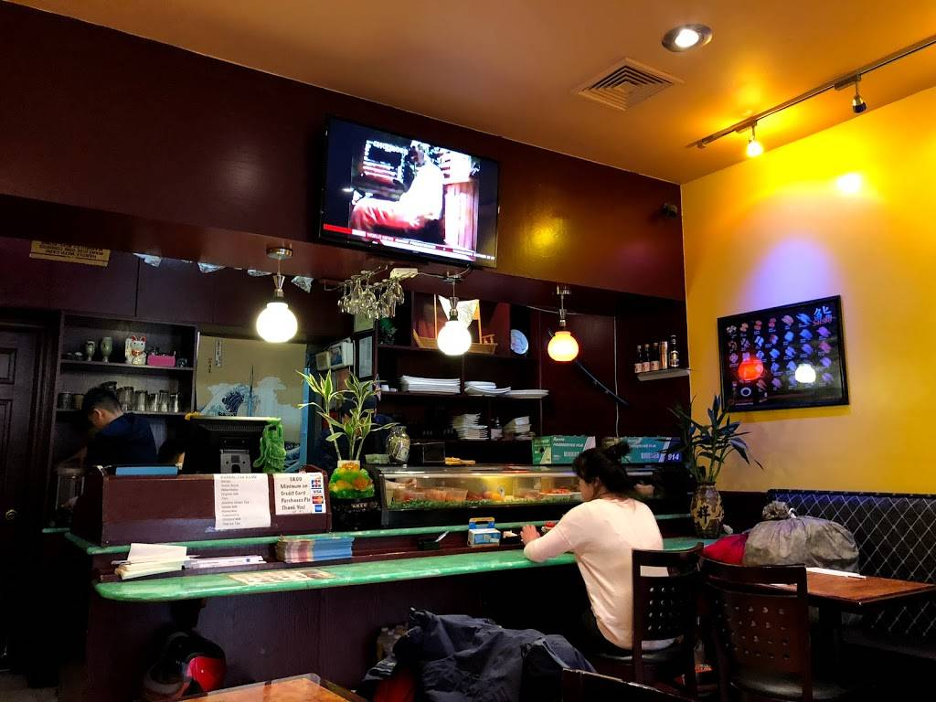 Sango Sushi | restaurant | 1708 East 16th Street, Brooklyn, NY 11229, USA | 7183363811 OR +1 718-336-3811