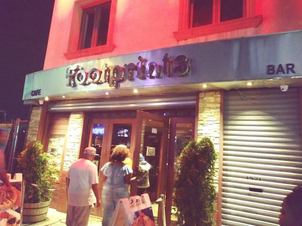 Footprints Cafe | restaurant | 1521 Surf Ave, Brooklyn, NY 11224, USA | 7182652530 OR +1 718-265-2530