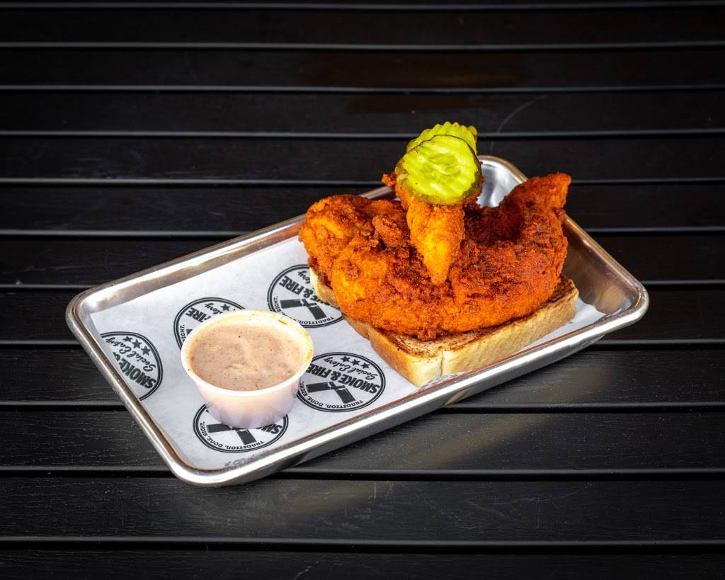 Smoke and Fire Social Eatery   restaurant   1327 W Whittier Blvd, La Habra, CA 90631, USA   5623159929 OR +1 562-315-9929