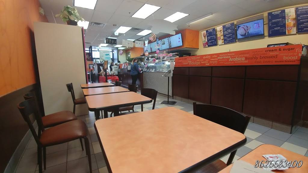 Dunkin Donuts | cafe | 343 NJ-34, Matawan, NJ 07747, USA | 7325668836 OR +1 732-566-8836